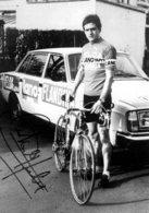 4501 CP Cyclisme  Christian Calzati Dédicaée - Wielrennen