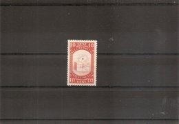 Mexique ( Timbres Pour Lettres Chargées 1 XXX -MNH) - Mexico