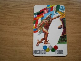 Mexico 1968Fuego Sagrado The Sacred Fire - Olympic Games