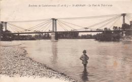 SAINT AIGNAN - Le Pont De Trés-Casses - Environs De Castelsarrasin - Autres Communes