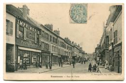 ESSONNES Rue De Paris - Essonnes