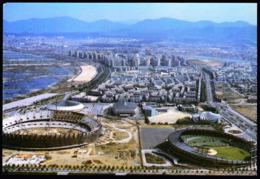 Korea / Olympic Games Seoul 1988 / Athletic Stadium, Panorama / Unused, Uncirculated - Olympic Games