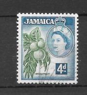 1956-58 : Queen Elizabeth II And Local Scenes : N°171 Chez YT. (Voir Commentaire) - Jamaica (...-1961)