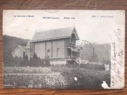WEPION - Fourneau Chalet Léo -1912 - Namur