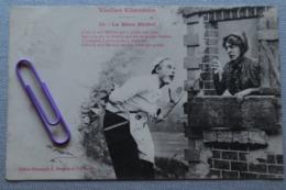 VIEILLES CHANSONS : La Mère MICHEL En 1902 - Unterhaltung