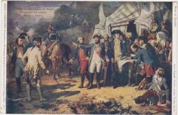 Militaria / SIEGE D'YORKTOWN, Rochambeau Et Washington Donnent Les Derniers Ordres Pour L'attaque (1781) - Musei