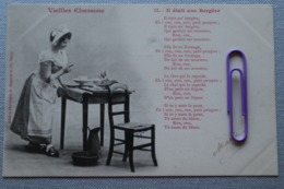 Vieilles Chansons : Il était Une Bergère - Unterhaltung