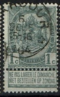 53  Obl Relais  Marcour  + 15 - 1893-1907 Coat Of Arms