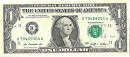 1 Dollar 2009 - Nationale Valuta
