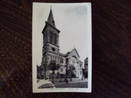 HAUT DE SEINE - LEVALLOIS PERRET - L'église 1945 - Eglises Et Cathédrales