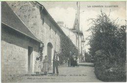 478. Orliac-de-Bar -  Château De Lafarge --- Un Coin Du Parc - Tulle