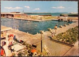 Ak Deutschland - Helgoland - Warmwasser - Schwimmbad - Helgoland