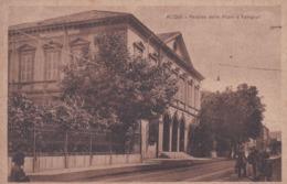 CARTOLINA - ALESSANDRIA - ACQUI - PALAZZO DELLE POSTE E TELEGRAFI - Alessandria