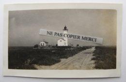 13 Les Saintes Maries De La Mer Le Phare De La Gacholle 1931 Photo Originale Cliché Amateur  1/12 - Luoghi