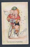 Postal De Ciclismo. Bicycle. Cycling. Fahrrad. Radfahren. Bike. Fietsen. In Bicicletta. Sykling - Sport
