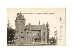 Environs De Bruges. Saint-André. Château De Messim. - Brugge
