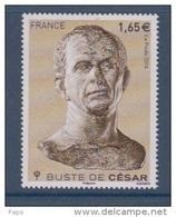 2014-N°4836**BUSTE DE CESAR - Francia