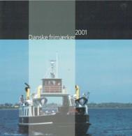 Denmark 2001. Full Year MNH. - Danimarca