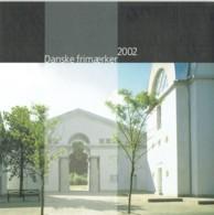 Denmark 2002. Full Year MNH. - Danimarca