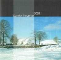 Denmark 2003. Full Year MNH. - Danimarca
