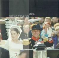Denmark 2004. Full Year MNH. - Danimarca