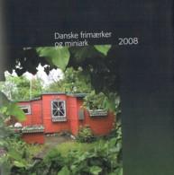 Denmark 2008. Full Year MNH. - Danimarca