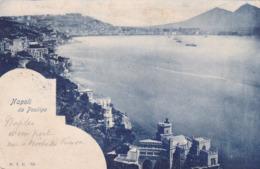 NAPOLI - DA POSILIPO   (1J) - Napoli (Naples)