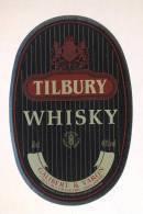 Etiquette De  Whisky  -  Tilbury -   Ecosse - Whisky