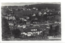 22703 - Le Locle Vue Générale - NE Neuchâtel
