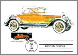 Automovil LOCOMOBILE 1928. Detroit MI 1988 - Coches
