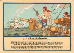 Illustrateur - Barre Et Dayez - Chant Des Corsaires - Illustrateurs & Photographes