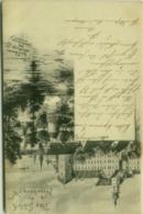 AK GERMANY - DAS SCHLOS ZU NEUNBURG V. W. EDIT DORRER - 1901  (5585) - Germania