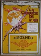 LA CONQUETE DE L'AIR 1932 N°4 - Cabriolet FN 8 Cyl.- Professeur PICCARD- Aéronautique Italienne - S. LIPPENS - P.COCQUYT - AeroAirplanes