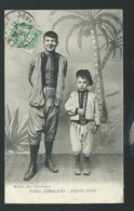 Types Marocains - Jeunes Juifs   - Vad72 - Andere