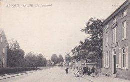 St. Joris - Winge - Het Postbureel - Tielt-Winge