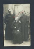 RELIGION CARTE PHOTO CURÉ 56 PONTIVY 1926 : - Religion & Esotérisme