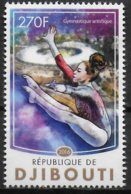 DJIBOUTI N° 975 * *     Jo 2016  Gymnastique Artistique - Gimnasia