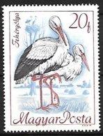 HUNGARY - MNH - 1968 : White Stork  -  Ciconia Ciconia - Storks & Long-legged Wading Birds