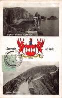 SARK  - Souvenir Of SARK ( 2 Views  ) - Sark