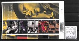 [409820]TB//**/Mnh-Belgique 2007 - N° 3698/02, BL145 N°planche 2, Le Cinéma Belge, SNC - Cinéma