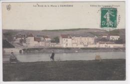 51 CUMIERES Les Bords De La Marne - France