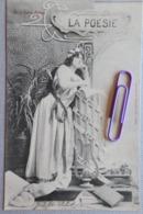 Les Arts :la Poésie En 1900 - Cartes Postales