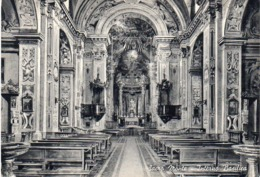 Vercelli - Varallo Sesia - Sacro Monte - Interno Basilica - Fg Vg - Vercelli