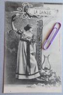 Les Arts :la Danse En 1900 - Cartes Postales