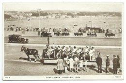 Toast Rack, Douglas. I.O.M. - Tuck I.O.M. 85 - Isle Of Man