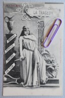 Les Arts :la Tragédie  En 1900 - Cartes Postales