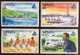 Vanuatu 1985 Independence Anniversary MNH - Vanuatu (1980-...)