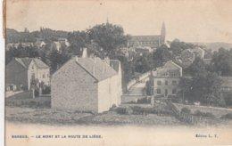 ESNEUX / LE MONT ET LA ROUTE DE LIEGE  1910 - Esneux
