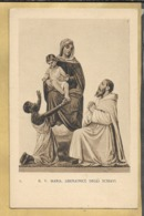 Madonna - Piccolo Formato - Non Viaggiata - Vierge Marie & Madones