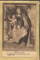 Madonna - Piccolo Formato - Viaggiata - Vierge Marie & Madones